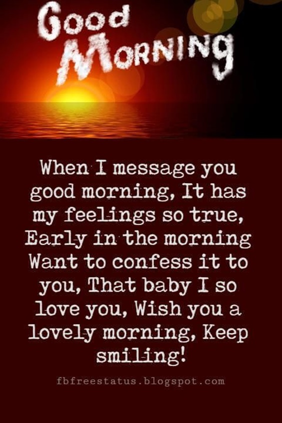 Good Morning Baby Quotes : morning, quotes, Morning, Quotes, Images, Wallpaper