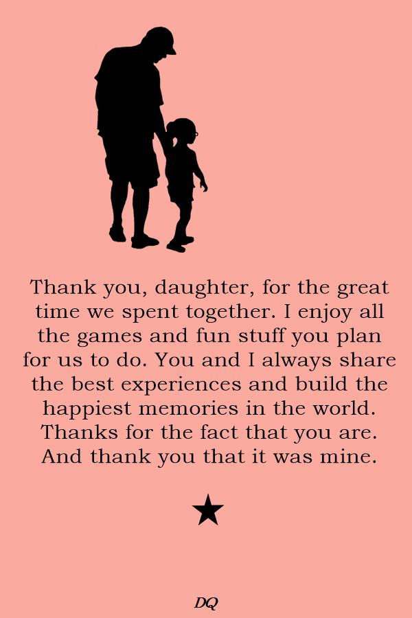 Thank You Daughter Quotes : thank, daughter, quotes, Thank, Messages, Daughter,, Wishes, Quotes, Dreams, Quote