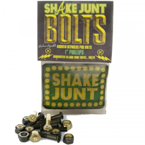 Shake Junt Reynolds Philips Bolts 1''