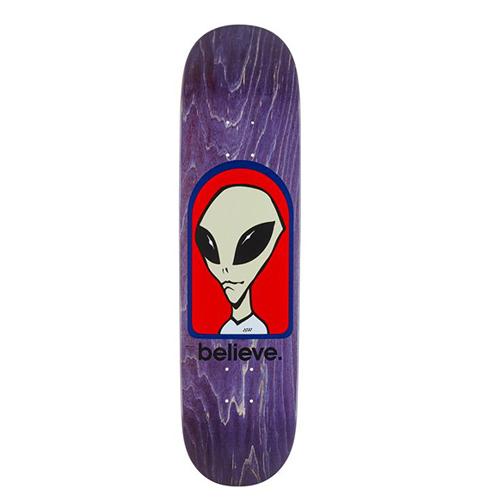 Alien workshop believe me red 8.0
