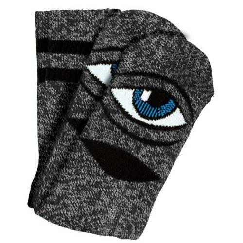 Sect Eye Sock Heather Grey OS
