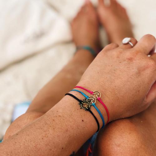 Armband Newlands blauw