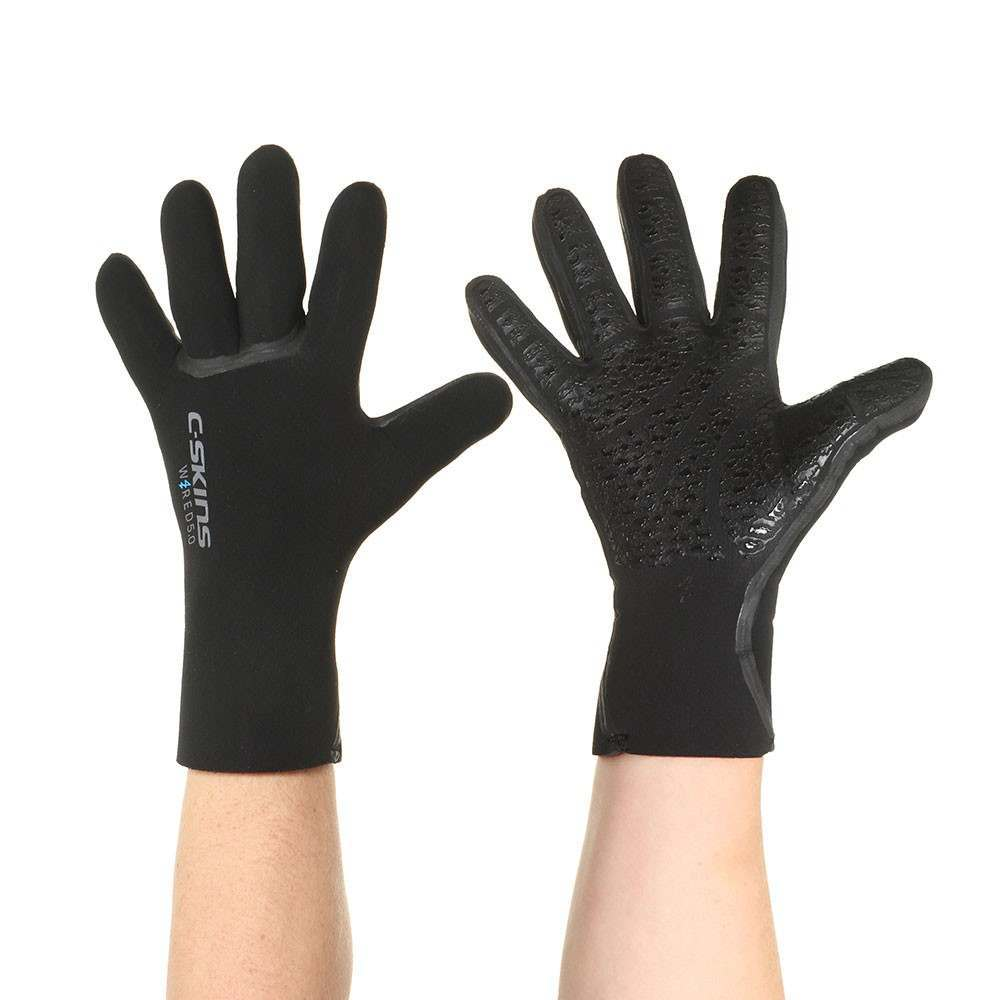 C-Skins Gloves Wired 5mm