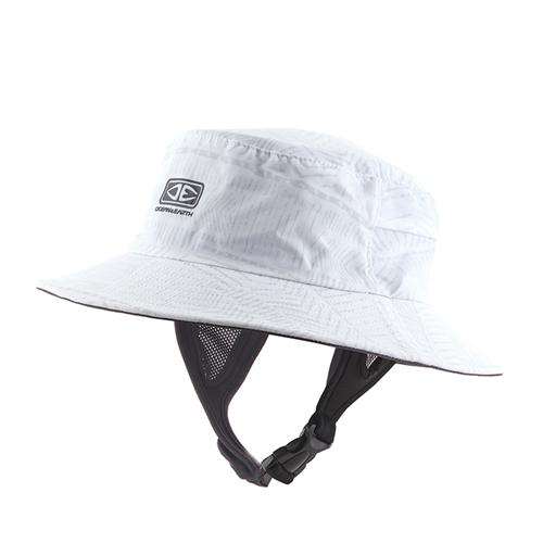 Ocean & Earth Soft Peak Hat White KIDS