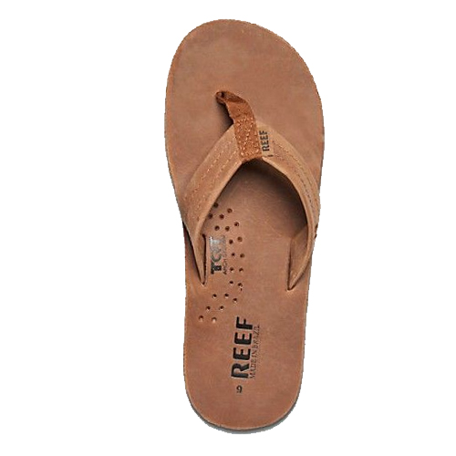 Reef Slippers Draftsmen Bronze Brown