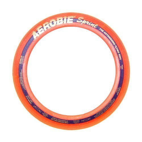 Aerobie Sprint Ring Red