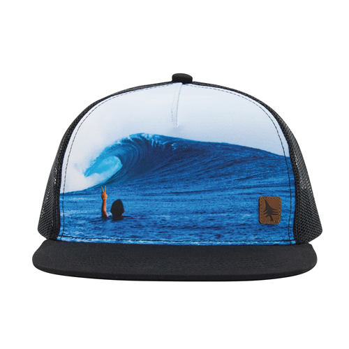 Hippytree Peace Hat Black