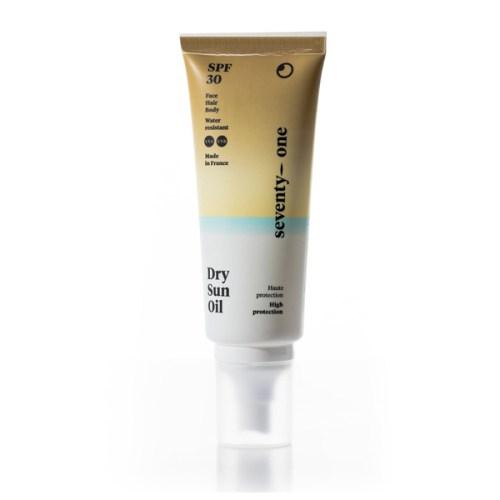 Seventy-One Dry Sun Oil SPF 30