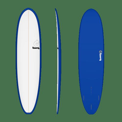 Torq Funboard V+ Dark Blue White 7'8