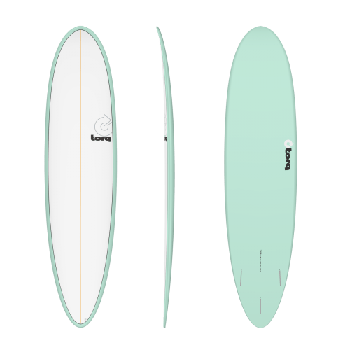 Torq Funboard V+ Seagreen White 7'4