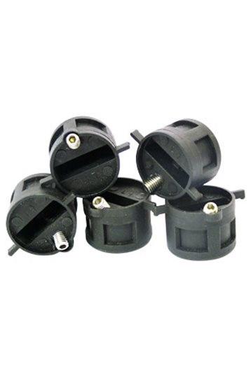 Eurofins Dual Tab Compatible Fin Plug Set (6 stuks)