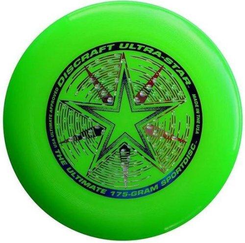 Discraft Ultrastar 175g Green