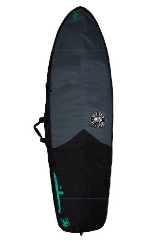 CREATURES OF LEISURE BOARDBAG Retro Fish Day Use 5'6''