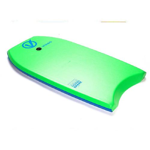 Vision Spark Bodyboard Green Blue