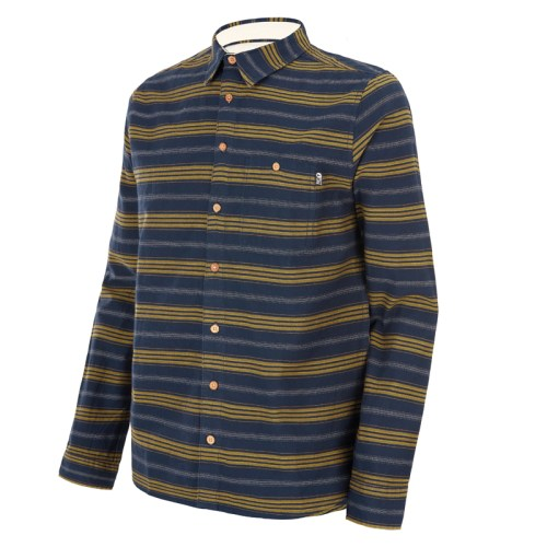 Picture Tahupo Shirt Dark Blue