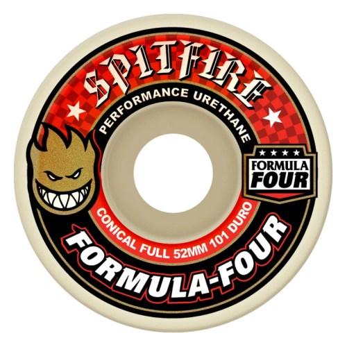 Spitfire Formula Four Conical Wheels 101D 52mm