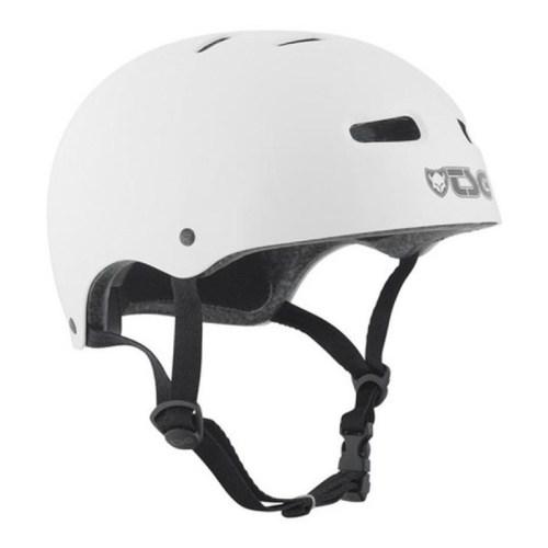 TSG Helm Skate/Bmx Injected White
