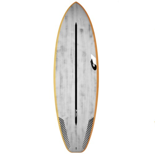 Torq PG-R ACT 6'2 Brushed Orange Rails