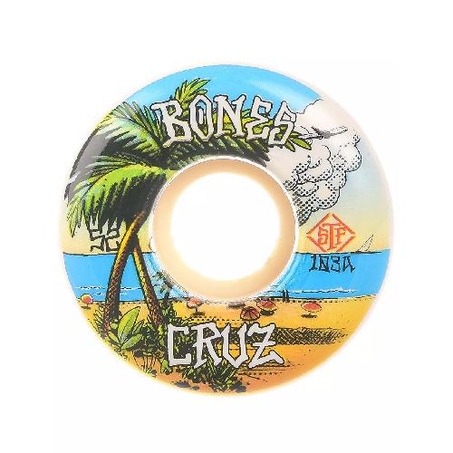 Bones STF Cruz Buena Vida Locks Wheels V2 53mm