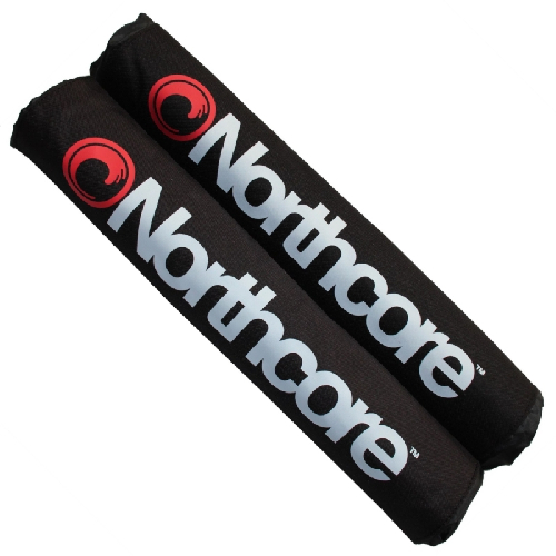 Northcore Roof bar pads 43cm