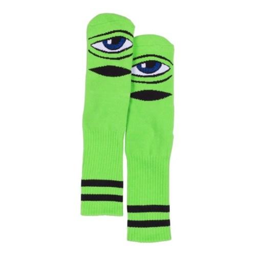 Toy Machine Sect Eye Socks III Green
