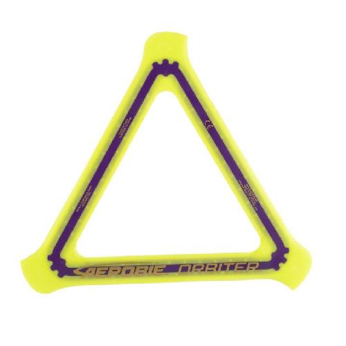Aerobie Orbiter Yellow