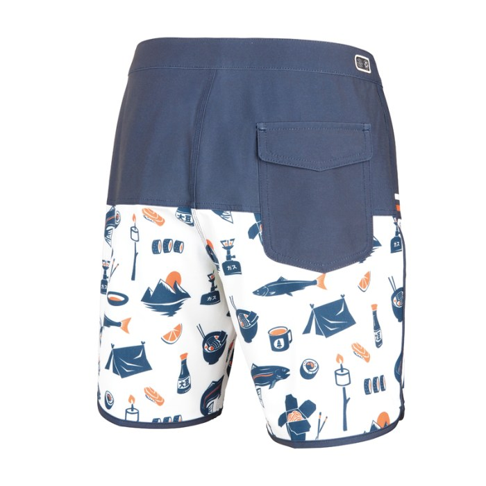 Picture Andy Kid Boardshorts Fooding