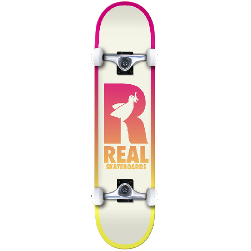 Real Be Free LG Complete Skateboard 8.0