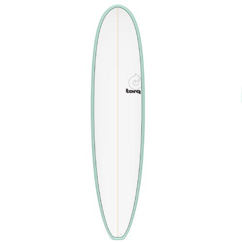 Torq Mini Longboard Seagreen White 8'0