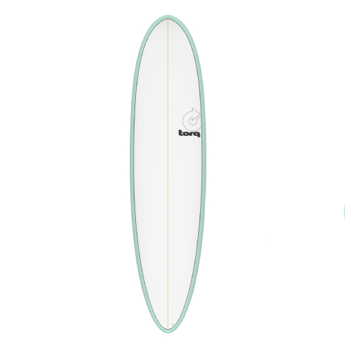 Torq Funboard Seagreen White Deck 7'6''
