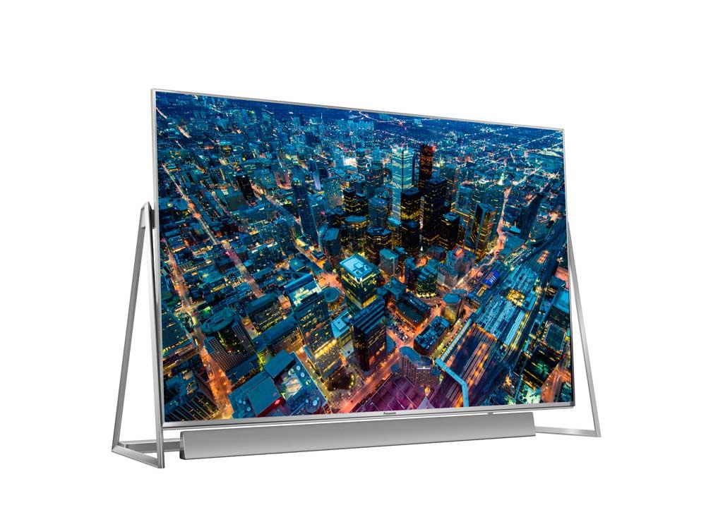 PANASONIC VIERA DX800 4K Pro TV_slant