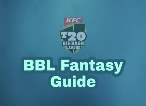 BBL Fantasy Guide