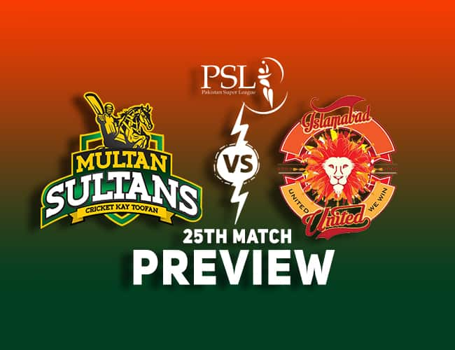MUL vs ISL T20 Dream11 Team Prediction and Preview: PSL | Alex Hales joins PSL