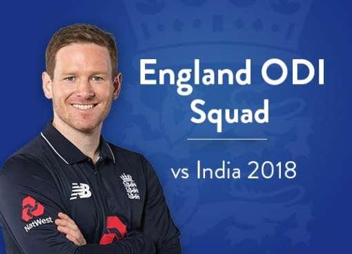 England ODI Squad vs India 2018 | ENG vs IND Live Streaming