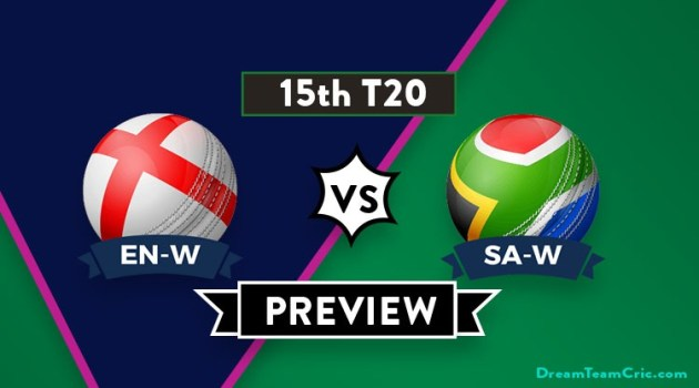 EN-W vs SA-W Dream11 Team Prediction of ICC Women's World T20 2018: Preview