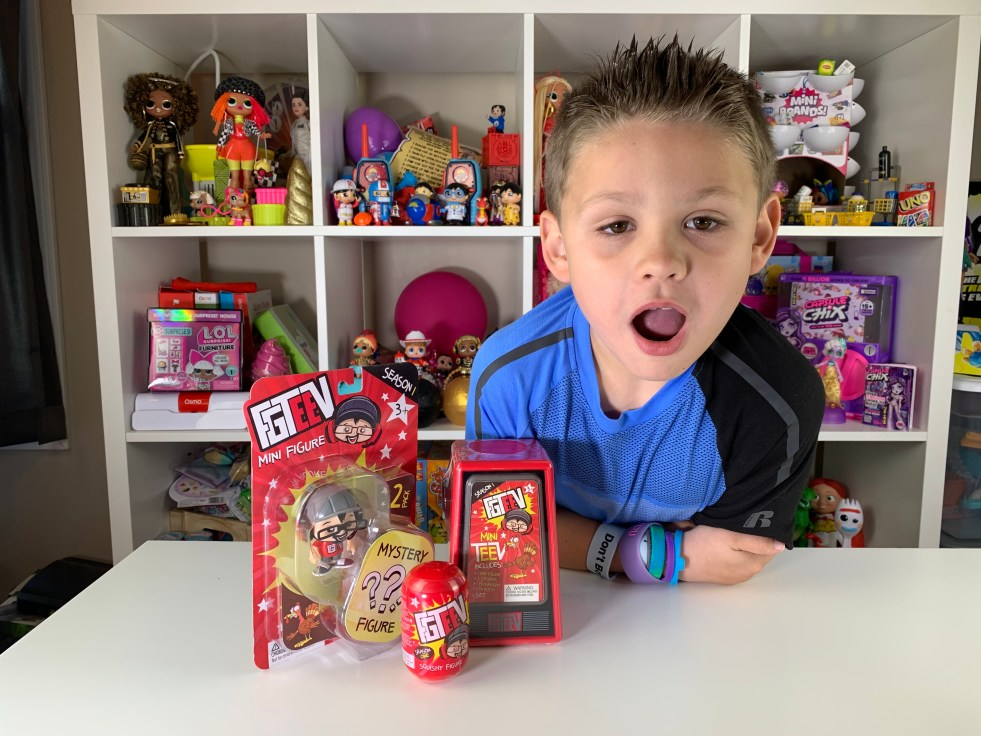 August 2019 Dream Team Toys Review
