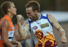 Giants v Lions NAB Cup Review
