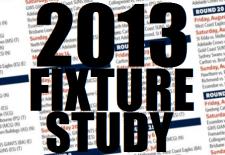 2013 Fixture Study