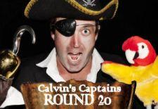Calvin's Captains – Rd. 20