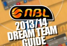 A complete guide to picking your 2013/14 NBL Dream Team