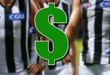 Collingwood Magpies AFL Fantasy Prices 2014