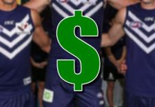 Fremantle Dockers AFL Fantasy Prices 2014