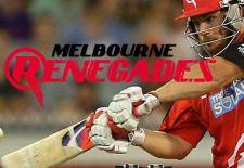 BBL Fantasy 2013/14: Melbourne Renegades Preview