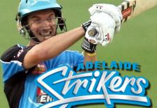 BBL Fantasy 2013/14: Adelaide Strikers Preview