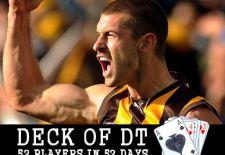 Brendan Whitecross – Deck of DT 2015