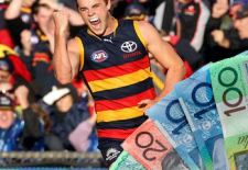 Adelaide AFL Fantasy Prices 2015
