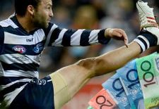 Geelong AFL Fantasy Prices 2015