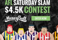Quick enter the $4.5K Moneyball Saturday Slam