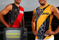 Throwback Thursday – Round 9 – Indigenous Edition