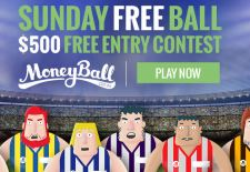 More ways to have a crack at Moneyball's Free Ball